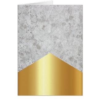 Concrete Arrow Gold #372 Card