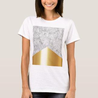 Concrete Arrow Gold #372 T-Shirt