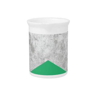 Concrete Arrow Green #175 Pitcher