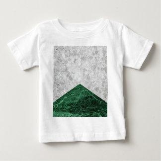 Concrete Arrow Green Granite #412 Baby T-Shirt