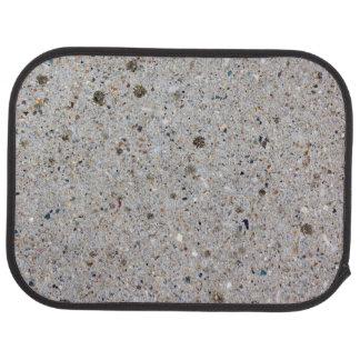 Concrete Cement Look Car Floor Mats Floor Mat