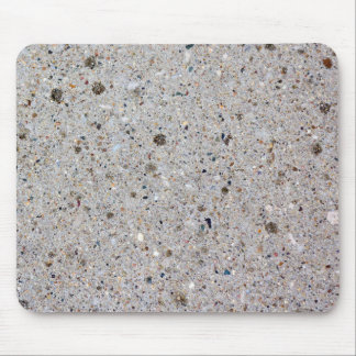 Concrete Cement Photo Closeup Mouse Pad