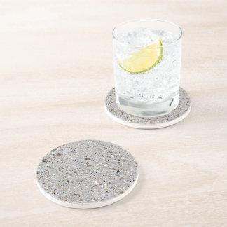 Concrete Cement Texture Photo Coaster