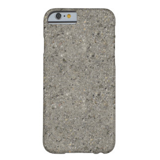 Concrete Coated iPhone 6 Case