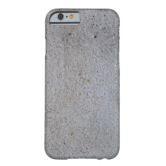 concrete design barely there iPhone 6 case