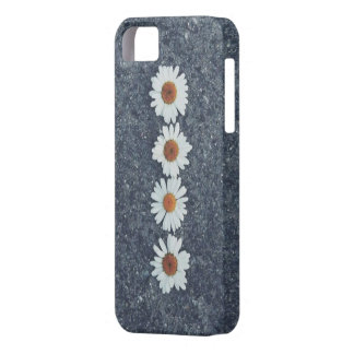 Concrete Flowers Phone case
