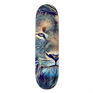 Concrete Jungle King Custom Pro Park Board Skateboard