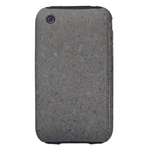 Concrete look iPhone 3G Tough iPhone 3 Cases