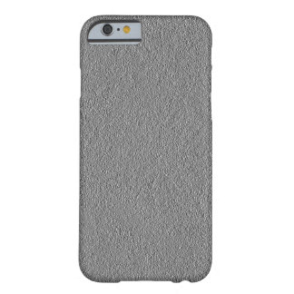Concrete Moon Rock Barely There iPhone 6 Case