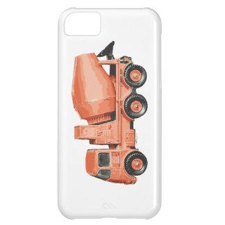 Concrete Orange Cement Toy Truck iPhone 5C Covers