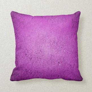Concrete Purple Cushion