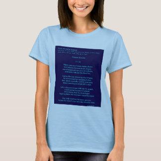 CONCRETE RIVULETS T-Shirt