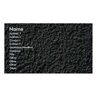 Concrete structured wall business card templates