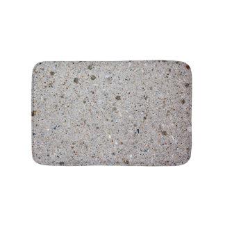 Concrete Surface Photo Bath Mat