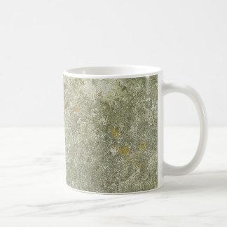 Concrete Texture Background Basic White Mug