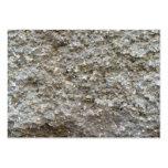 Concrete texture business card