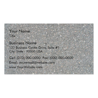 Concrete Texture with Small Stones Pack Of Standard Business Cards