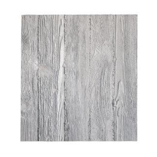 Concrete Wood Notepad