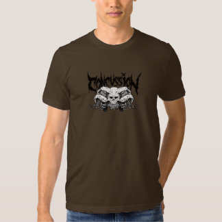 Concussion Overlord Tee