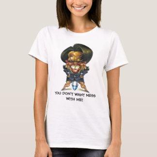 CondoleezaRiceCaricature2, YOU DON'T WANT MESS ... T-Shirt