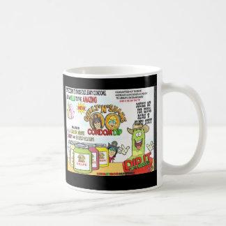 condom dip by guilt n shame coffee mug