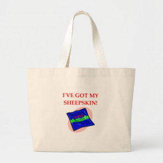 CONDOM LARGE TOTE BAG