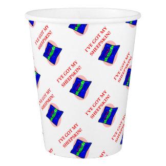 CONDOM PAPER CUP