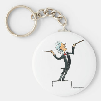 conductor key ring