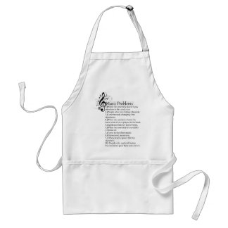 Conductor Problems list Standard Apron
