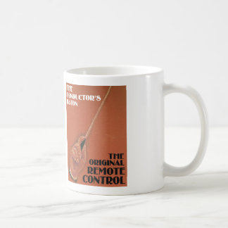 Conductor's Baton Coffee Mug