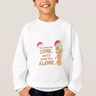 Cone Alone Sweatshirt