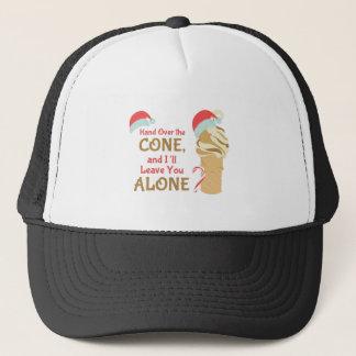 Cone Alone Trucker Hat