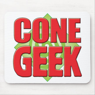Cone Geek v2 Mousemats