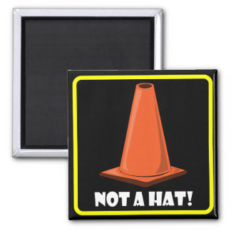 CONE HAT 1a Magnet