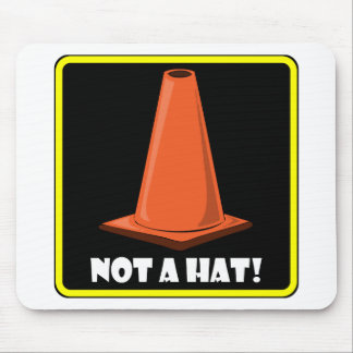 CONE HAT 1a Mouse Pad