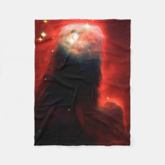 Cone Nebula Fleece Blanket