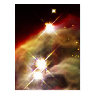Cone Nebula starry night Postcard
