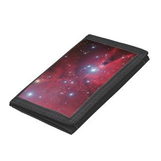 Cone Nebula Trifold Wallet