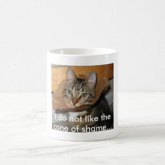 Cone of Shame Coffee Mug