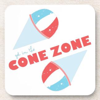 Cone Zone Coaster