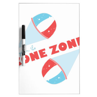 Cone Zone Dry Erase Board