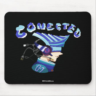 conected mouse pad