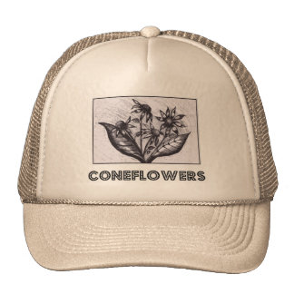 Coneflowers Cap