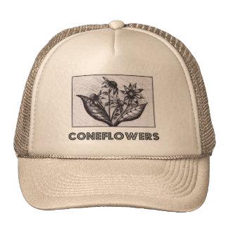 Coneflowers Trucker Hat