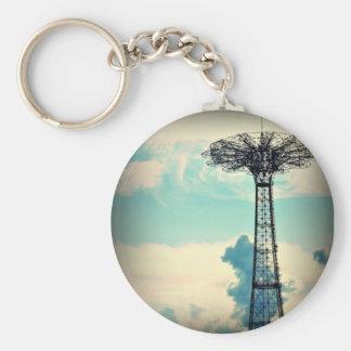 Coney Island Key Ring