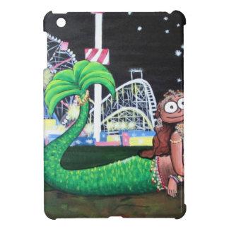 Coney Island Mermaid Cover For The iPad Mini
