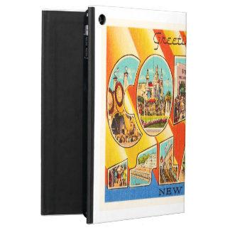 Coney Island New York NY Vintage Travel Souvenir iPad Air Case