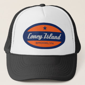 Coney Island Trucker Hat