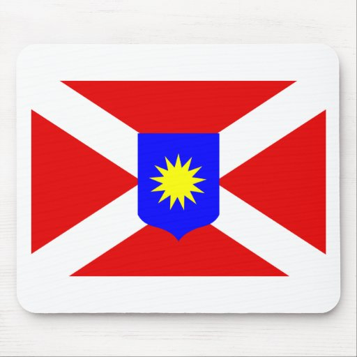 Confederate Flag (Proposal 1862) Mouse Pad