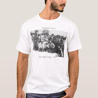 Confederate Prisoners at Chicago 1, Confederate... T-Shirt